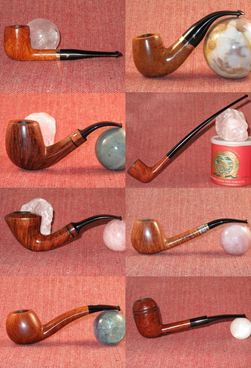 PipePuffer's Pipe Collection Set210