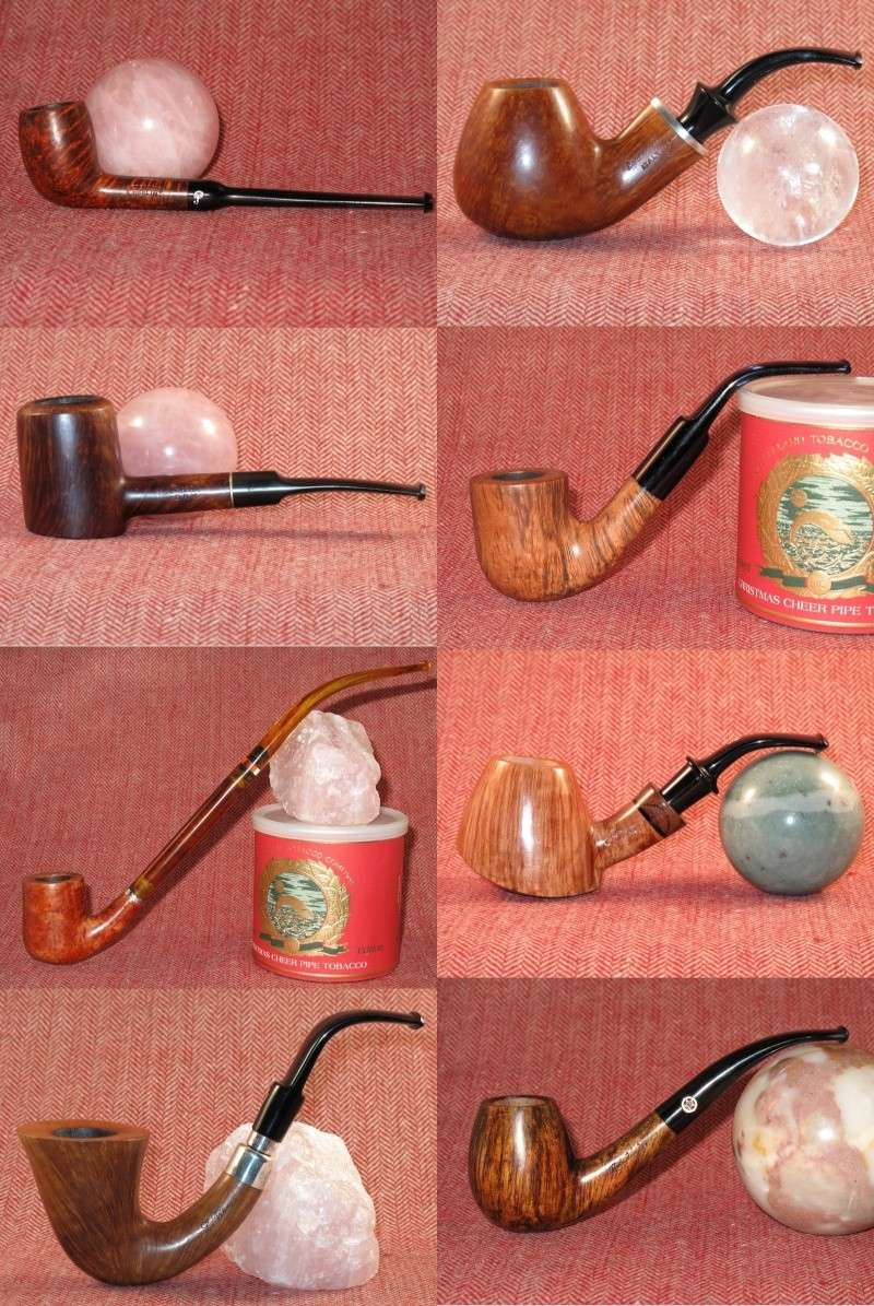 PipePuffer's Pipe Collection Set310