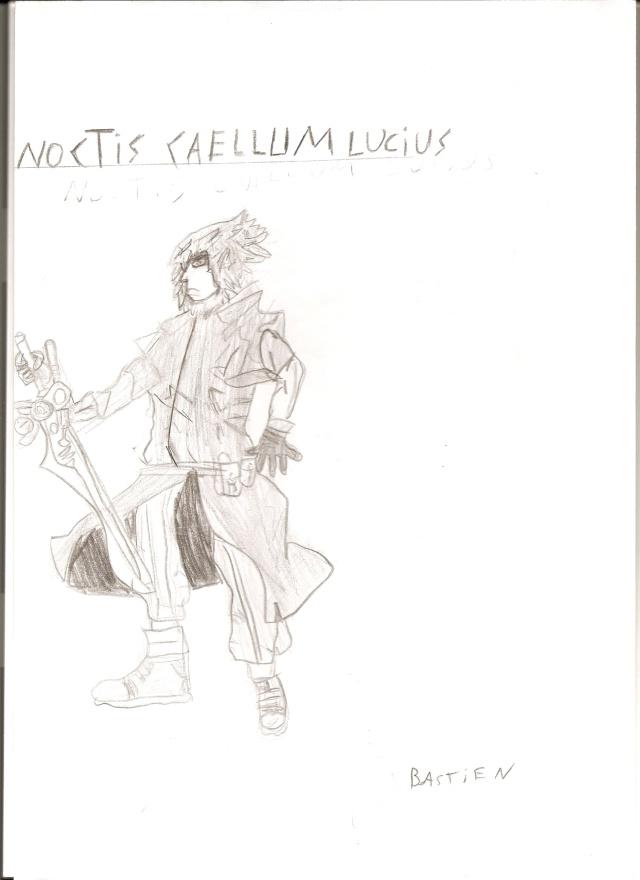 mes dessin de noctis Numari10