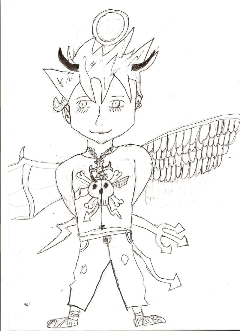 mes dessin de noctis Numari11