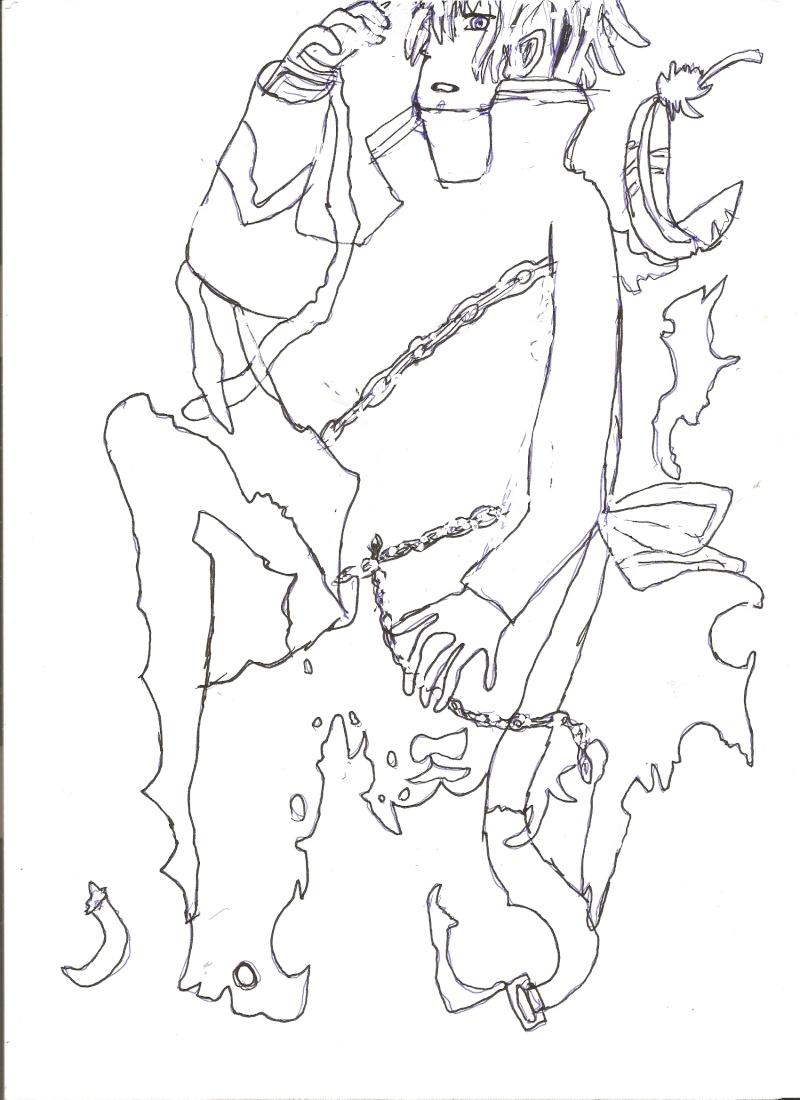 mes dessin de noctis Numari14