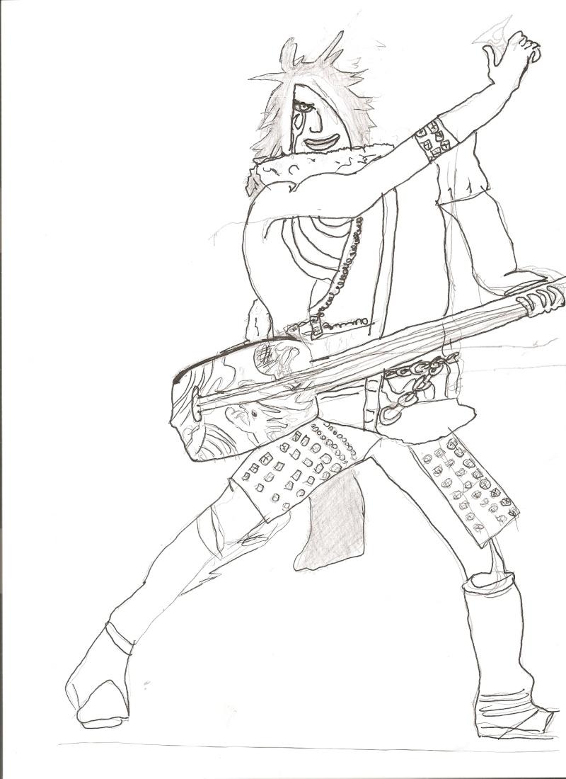mes dessin de noctis Numari18