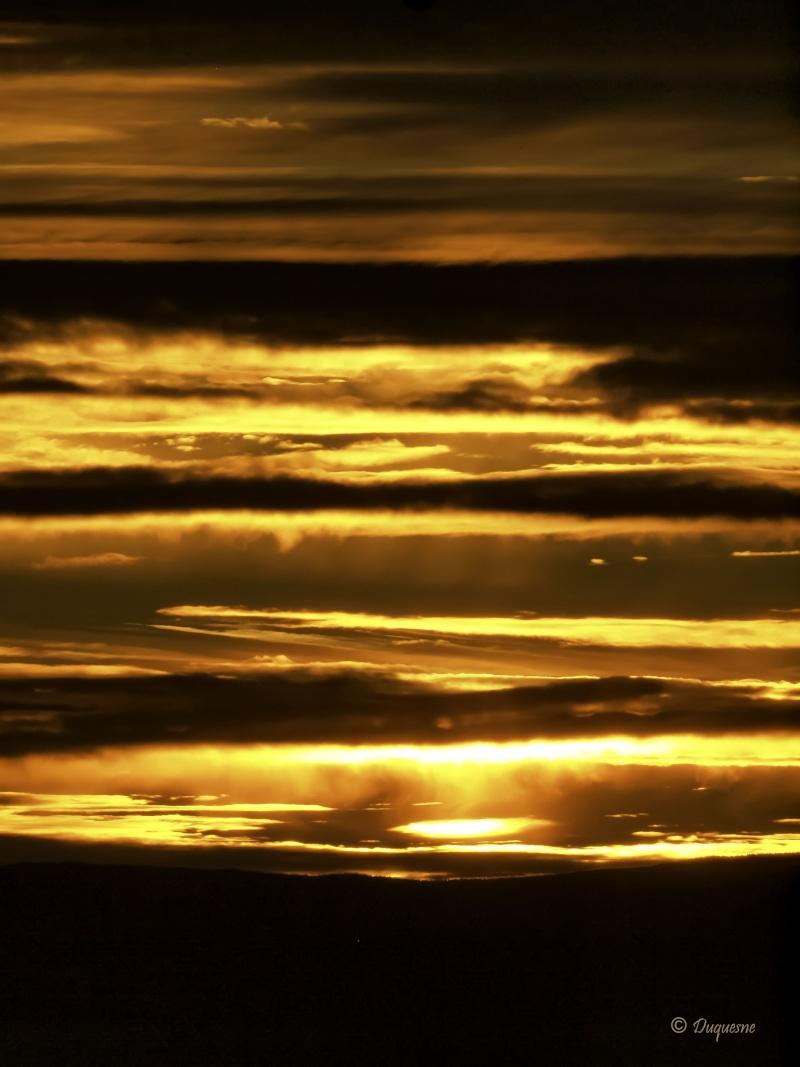 Lever de soleil sur le Morvan 02010