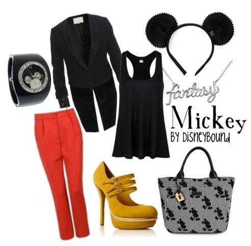 [Mode] Tenue inspirée des Disney.  Tumblr10