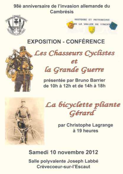 Crèvecoeur-sur-l'Escaut - Exposition et conférence Conf_e10