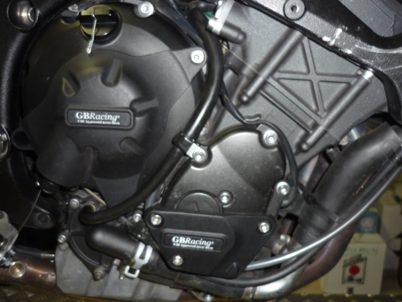 Montage d'un coupe circuit pour eviter casse moteur sur R6 P1100211