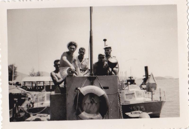 Les flottilles amphibies en Indochine - Fais et Fain - Dinas - Page 4 Marine12