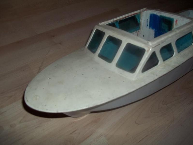 Graupner Kitty2 vom Wrack zum Sportboot.... Bild_017