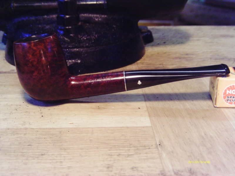 Cleanup and polish of my favorite pipe Imag0010