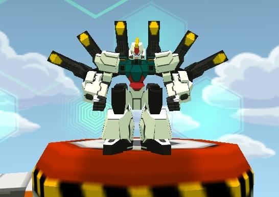 Yatsu Skin Collection: Update-Akatsuki theme Gundam10