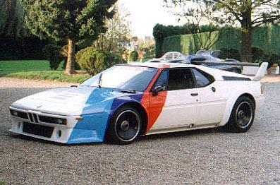 bmw Motorsport M1 Car110