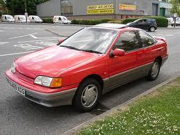The history of Hyundai Scoupe. Mk1s10