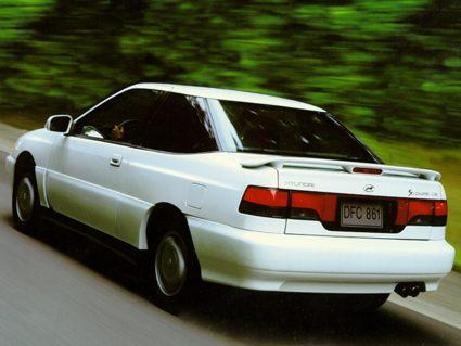 The history of Hyundai Scoupe. Scoupe10