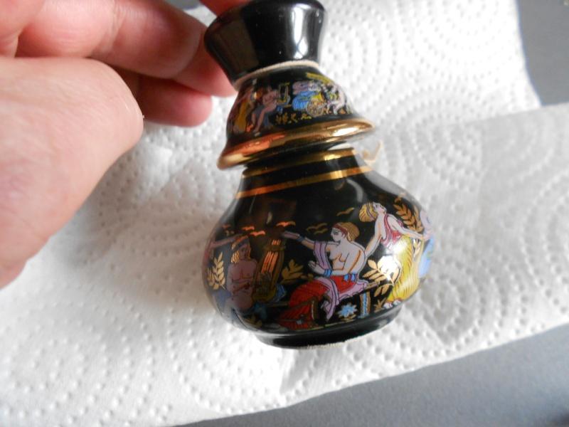 Flacon porcelaine 5 de Chanel  Photo_36