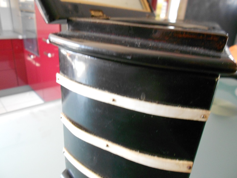 Flacon porcelaine 5 de Chanel  Photo_41