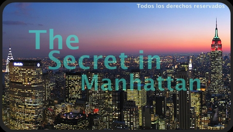 The secret in Manhattan