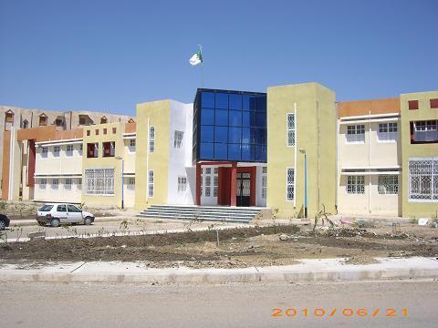Nouveau collège *La base05 * Rahouia