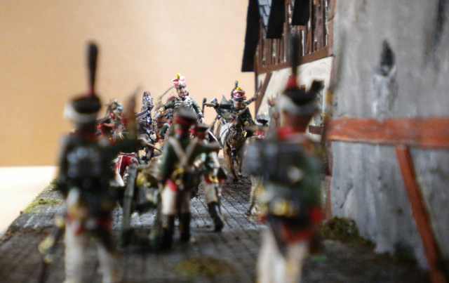 Gardes d'honneur à Reims au 1.72  00616
