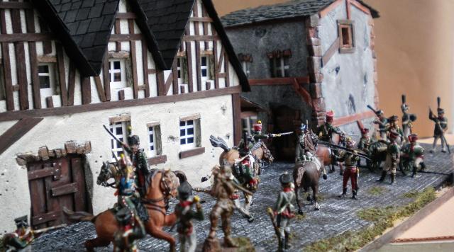 Gardes d'honneur à Reims au 1.72  01418