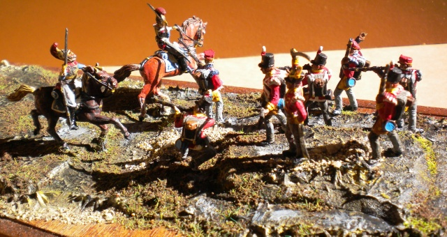 Carabiniers . Infanterie Anglaise . 1/72 03810