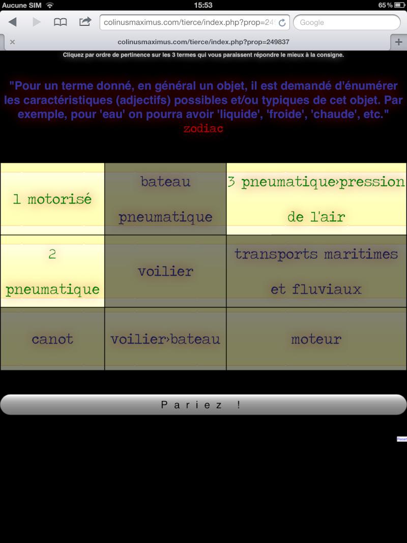 alpha test du jeu lexical Photo110