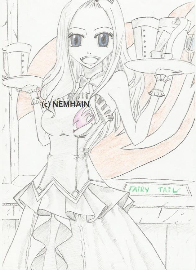 Mirajane de Fairy Tail  Miraja10