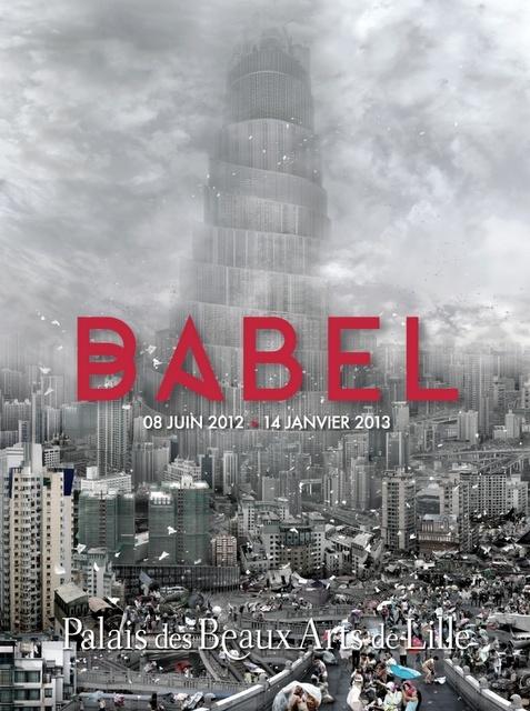 Babel [Palais des Beaux Arts de Lille ] 0_affi10