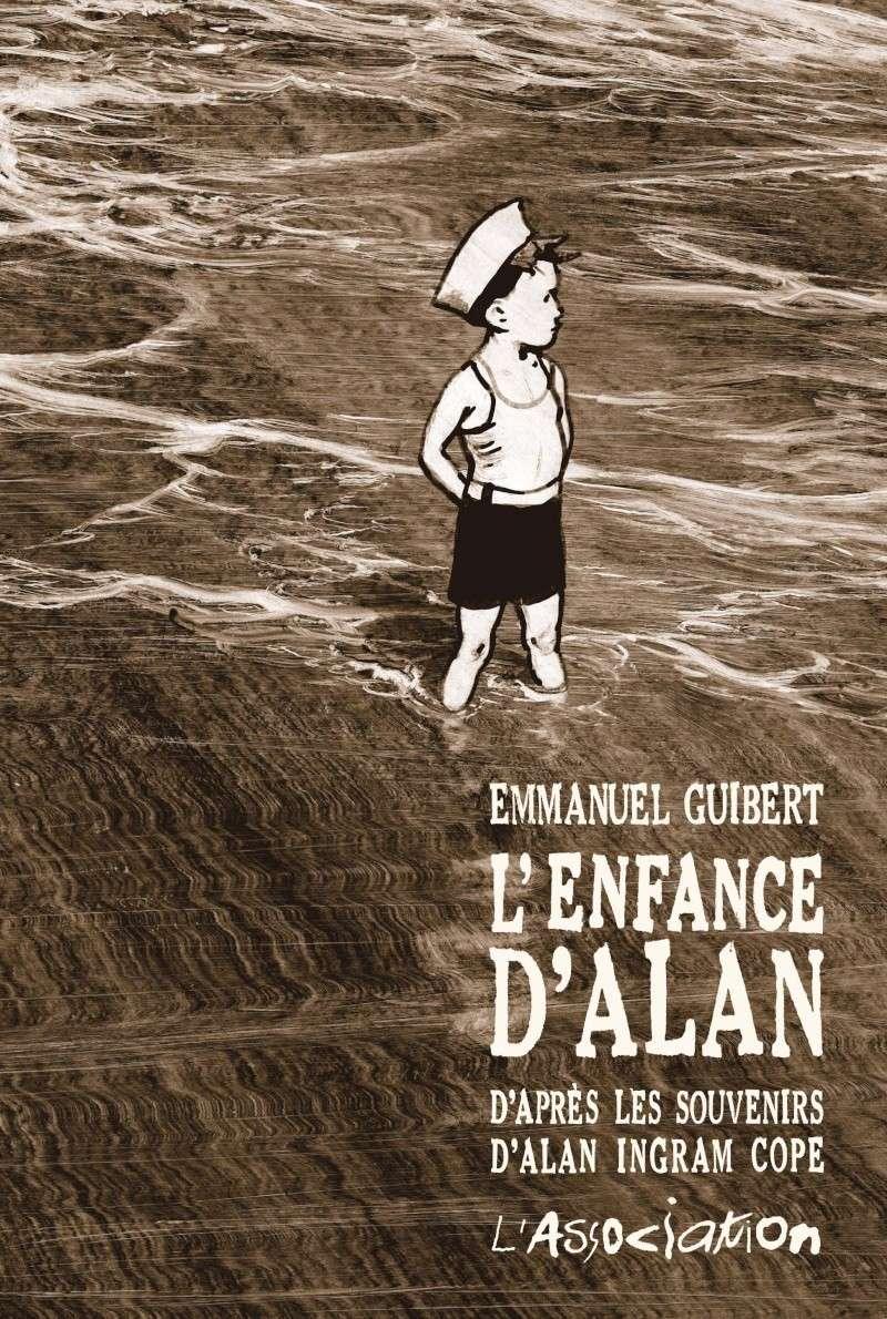 [BD] Emmanuel Guibert Enfanc11