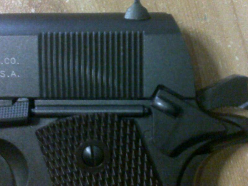 Rewiew: Colt 1911A1 Co2 KWC, repack Cybergun! 23102017