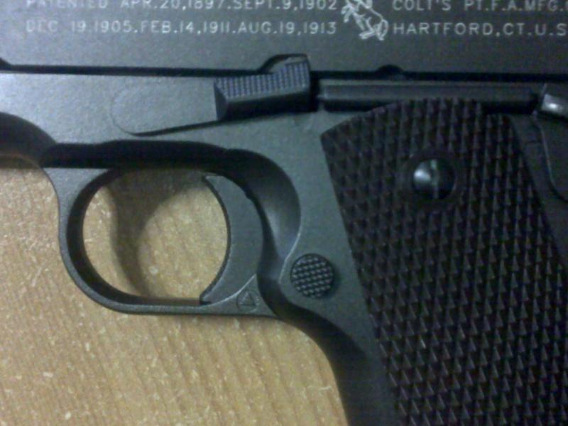 Rewiew: Colt 1911A1 Co2 KWC, repack Cybergun! 23102018