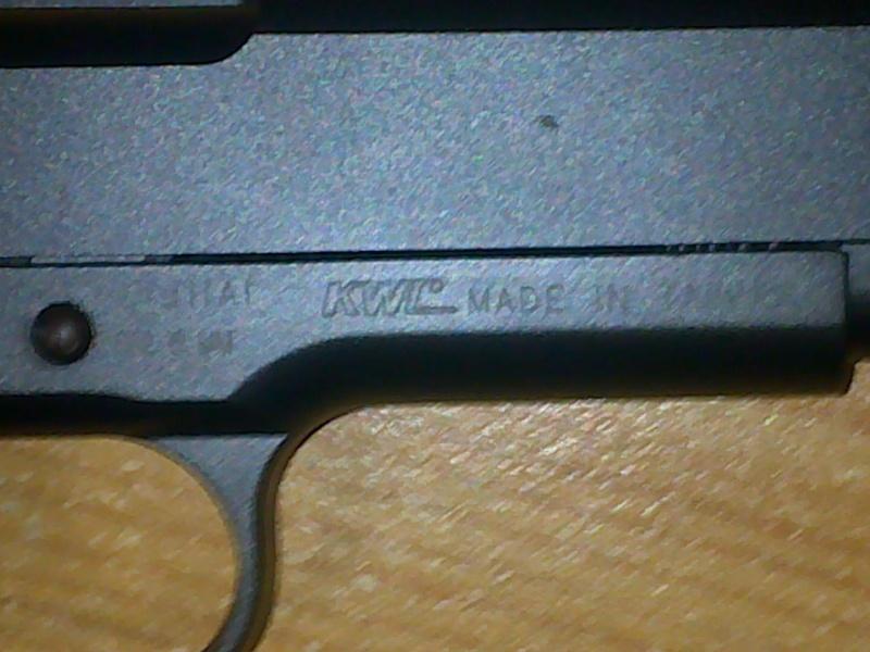 Rewiew: Colt 1911A1 Co2 KWC, repack Cybergun! 23102021