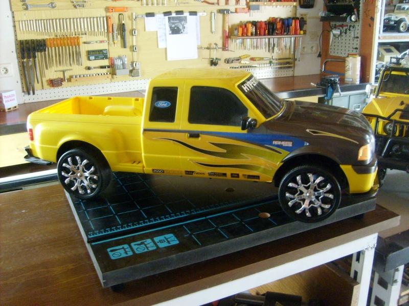 Ford ranger xlt 1/7 eme  S6300030