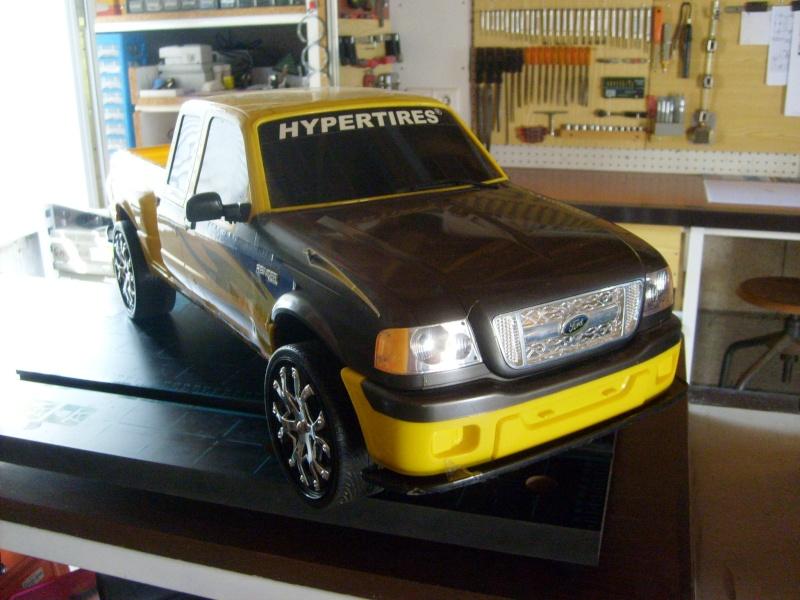 Ford ranger xlt 1/7 eme  S6300032
