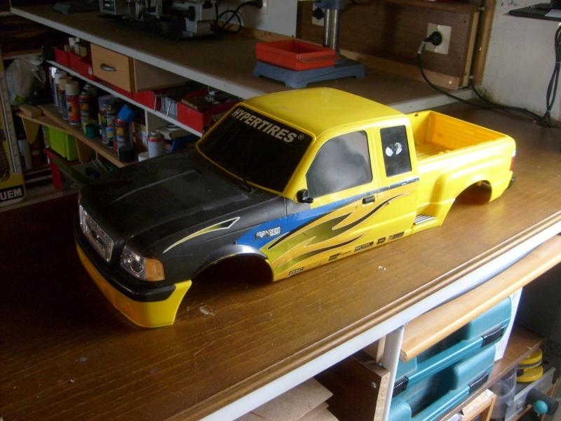 Ford ranger xlt 1/7 eme  S6300035