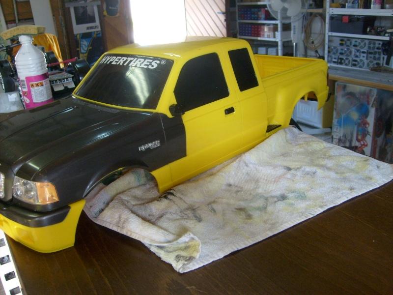 Ford ranger xlt 1/7 eme  S6300036