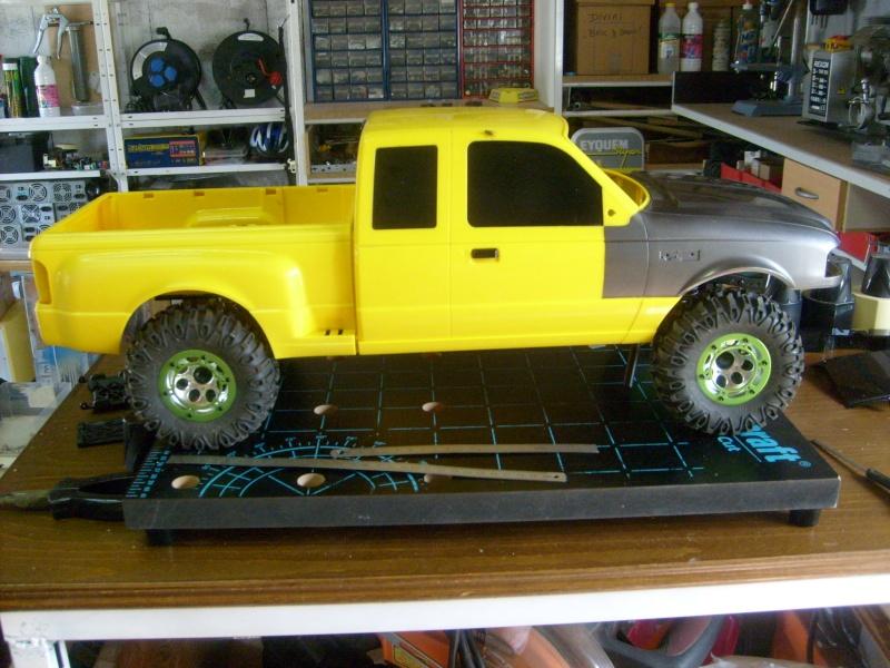 Ford ranger xlt 1/7 eme  S6300060