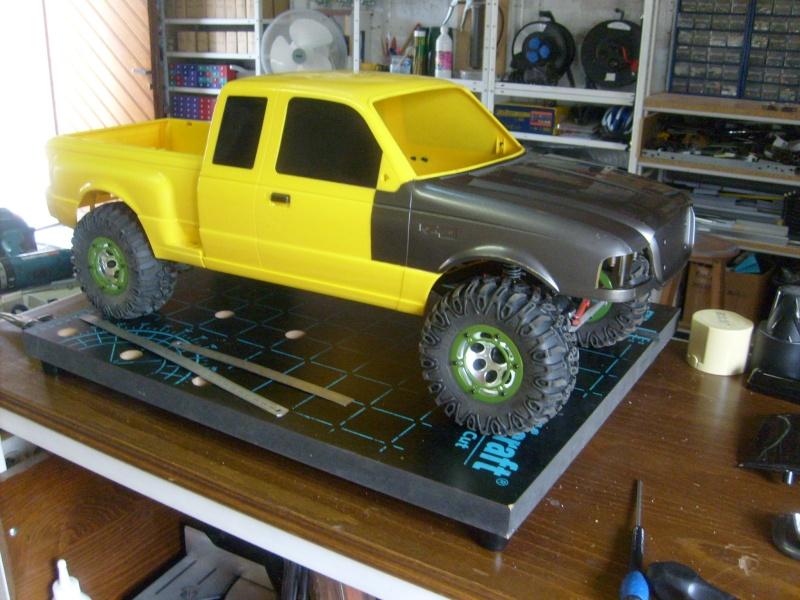 Ford ranger xlt 1/7 eme  S6300061