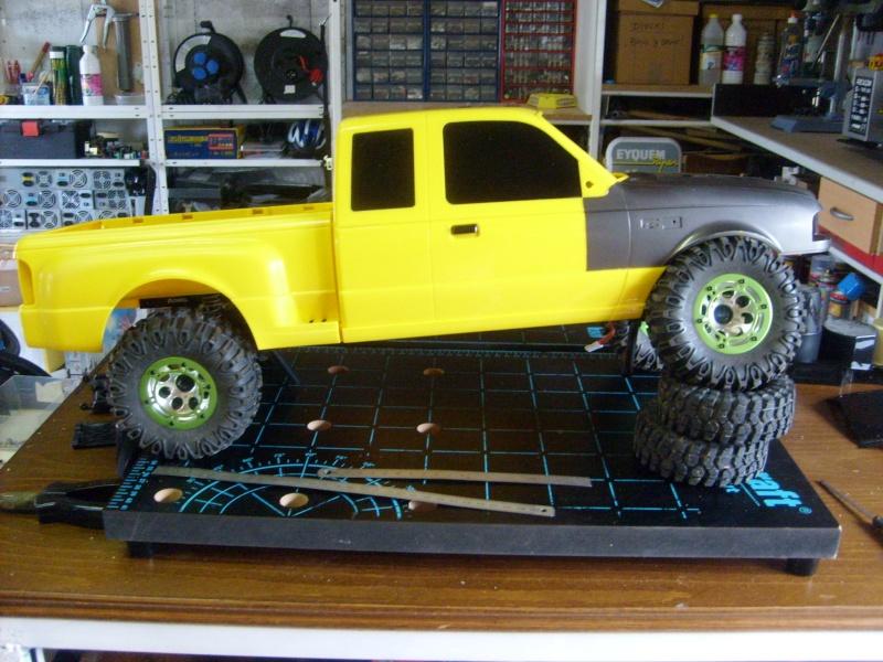 Ford ranger xlt 1/7 eme  S6300062