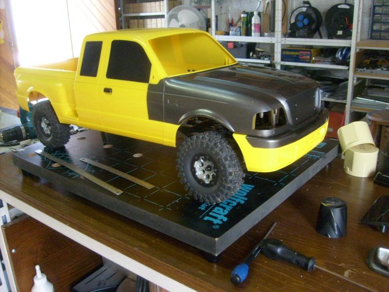 Ford ranger xlt 1/7 eme  S6300064