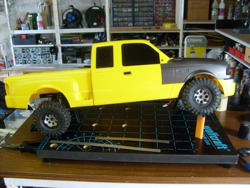 Ford ranger xlt 1/7 eme  S6300065