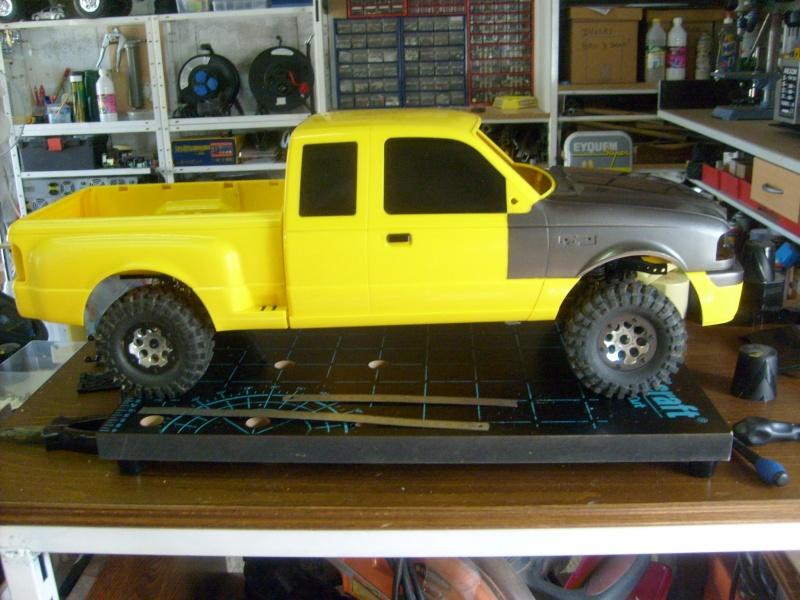 Ford ranger xlt 1/7 eme  S6300068