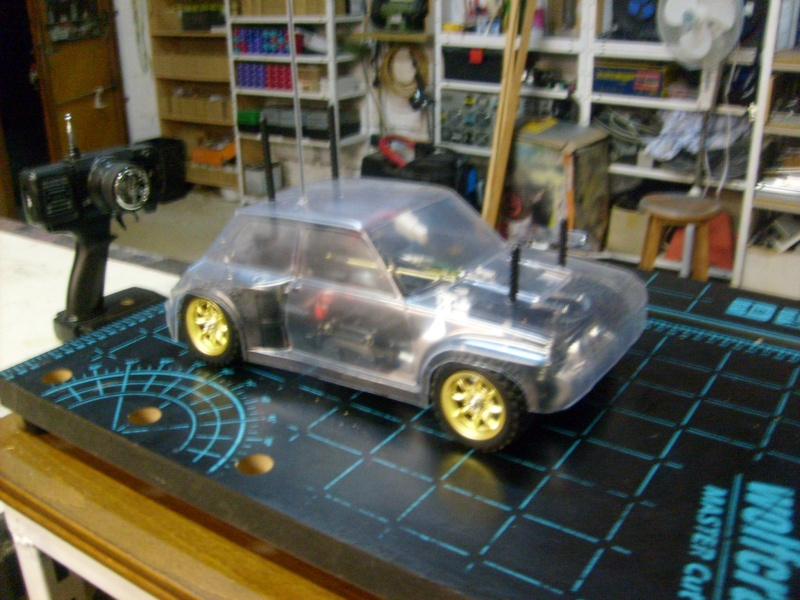 La R5 Turbo de scorpio S6300243