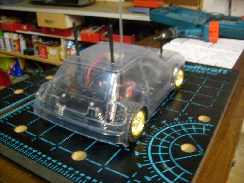 La R5 Turbo de scorpio S6300244