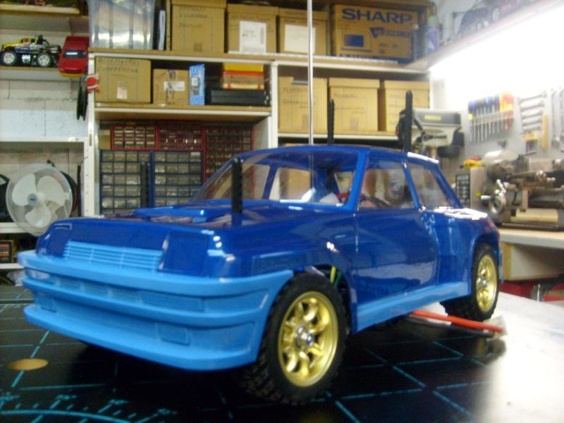La R5 Turbo de scorpio S6300249