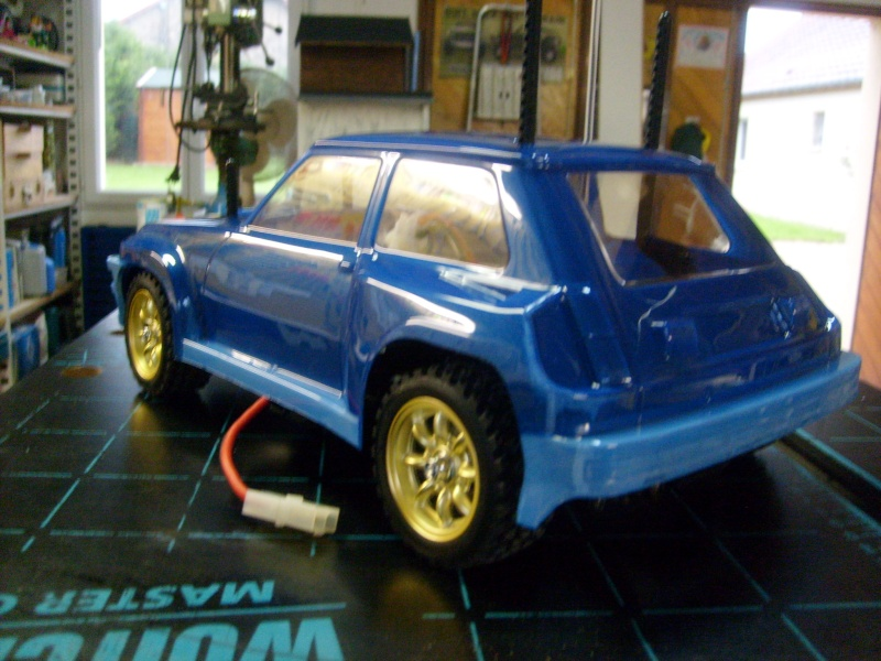 La R5 Turbo de scorpio S6300252