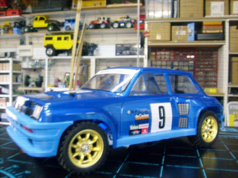 La R5 Turbo de scorpio S6300256