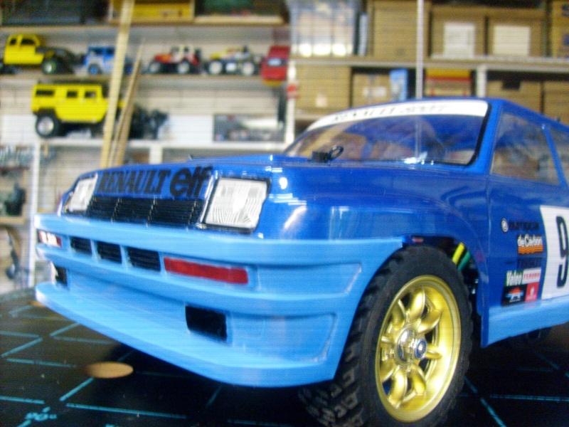 La R5 Turbo de scorpio S6300257
