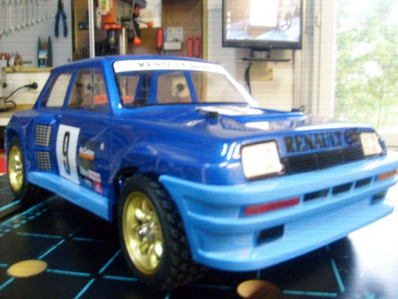 La R5 Turbo de scorpio S6300258