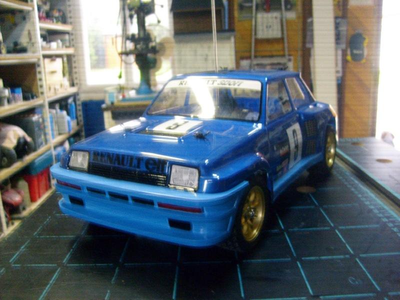 La R5 Turbo de scorpio S6300259