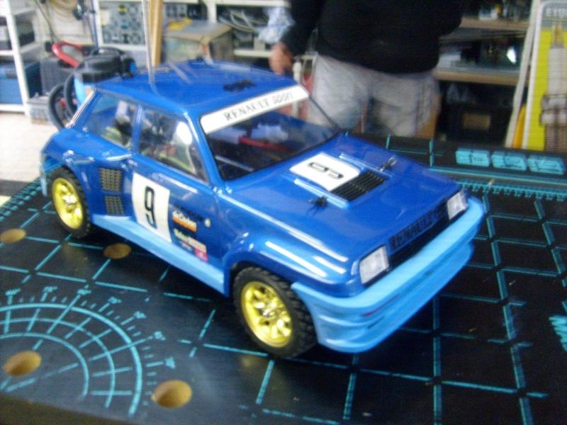La R5 Turbo de scorpio S6300260